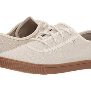 TOMS Carmel Women's Slip on Shoes Birch Heritage